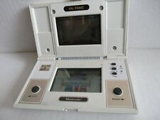 "Nintendo game & watch telespiel ""Oil panic"" le Japon 1982"