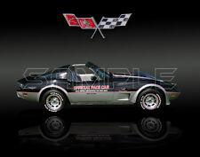 1978 Corvette Pace Car Print