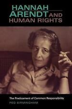 Hannah Arendt & Human Rights: The Predicament of Common Responsibility-ExLibrary