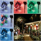 Solar Powered Christmas & Outdoor Decorations Lighting String Fairy LED Lights