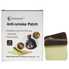 30 PATCHES NATURAL HERBAL QUIT STOP SMOKING PATCH TRANSDERMAL Nicotine Patches