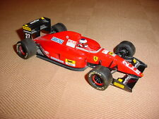 DISPLAY CASE KEPT ONYX PRECISION FERRARI F92 RACING APPROX 1/24  ZYMOL WAXED