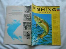 LARRY KOLLER'S FISHING ANNUAL-1956-FLY-FISHING-SPINNING-BAIT-CASTING