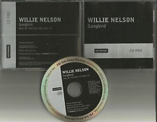 WILLIE NELSON Songbird FLEETWOOD MAC Remake cover PROMO CD Single PRINTED LYRICS