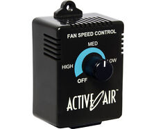 Active Air Duct Fan Variable Speed Controller control