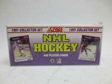 Score 1991 Collector's set NHL Hockey-440 Player Cards