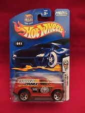 Hot Wheels  2003-041 First Editions  Power Panel   1:64 scale  NOC  (12)  56380
