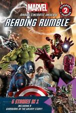 Marvel's Avengers: Reading Rumble (Passport to Reading Level 2)-ExLibrary