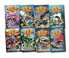 Sea Quest Series By Adam Blade 8 Books Set Collection - Mangler, Crusher, Silda