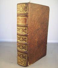 ELOGES DE L'ACADEMIE FRANCOISE / M. D'ALEMBERT / 1779 RELIURE CUIR PANCKOUCKE