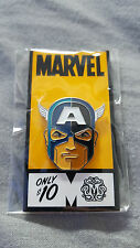 Captain America Pin Badge - Civil War - Marvel - SOLD OUT!