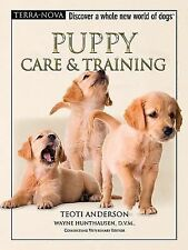 Puppy Care & Training (Terra-Nova Series), Teoti Anderson, 0793836816, Book, Acc