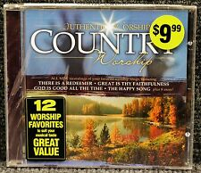 Authentic Worship Country Worship Music CD *BRAND NEW* SEALED Free Shipping