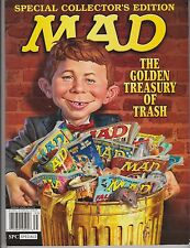 MAD MAGAZINE SPECIAL COLLECTOR'S EDITION The Golden Treasury Of Trash 2013