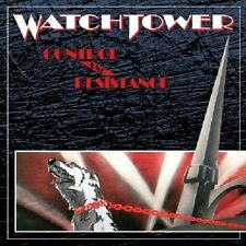 Control and Resistance by Watchtower (CD, Jul-2012, Divebomb Records