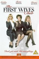 The First Wives Club Goldie Hawn, Bette Midler, Diane Keaton BRAND NEW UK R2 DVD