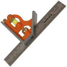 Bahco CS150 Combination Carpenters Square 150mm / 6in