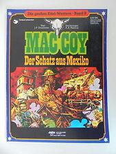 1x Comic - Die großen Edel-Western Mac Coy Nr. 9 - Ehapa - Z. 2