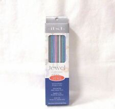 IBD Nail File Jewel Collection Files & Buffers 8ct/pk