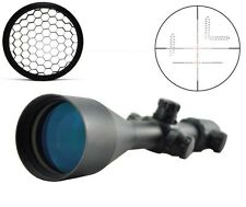 Visionking 2.5-35x56 Tactical Hunting Military Rifle scope & Killflash Sunshade