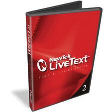 NewTek Livetext Ver 2.0 Educational Full Version