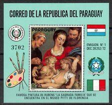Paraguay Michelnummer Block 200 postfrisch (interne Nr. 259 )