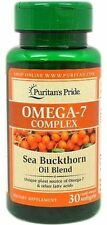 Omega - 7 COMPLEX Olivello Spinoso Olio miscela x 30 Capsule - 24hr Dispatch
