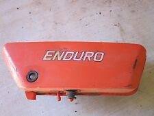 1976 76 Yamaha DT250 DT 250 Enduro Automatic Oiler Oil Side Cover