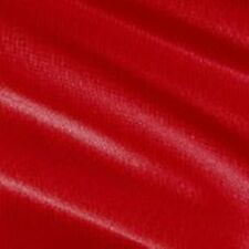 "Red Nylon Tricot Fabric * Sewing * Lingerie * 104"" Wide"
