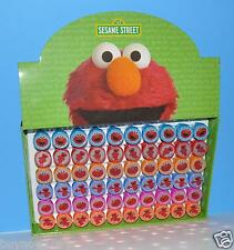 12 X ELMO STAMPS STAMPERS PARTY FAVORS f CANDY BAGS GIFTS SESAME STREET SELF INK
