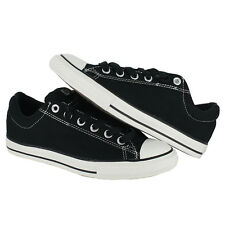 Converse All Star Street OX Black White 626090F Kids US size 5.5