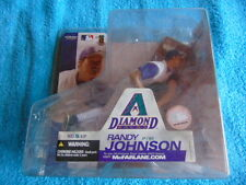 NIP McFarlane's  MLB Baseball Series A Diamond Backs Randy Johnson Figure p/51