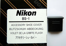 Nikon BS-1  Hot shoe cover for all Nikon SLR Camera with hot shoe  Genuine