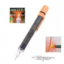 Non-Contact Voltage Detector Electrical Circuit Wire Tester Pen Grey yellow N3