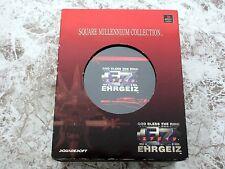 Final Fantasy VII Ehrgeiz Square Millennium Collection +Vincent Figure Japan PS2