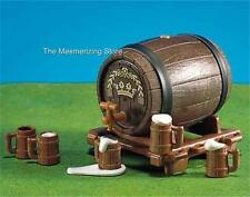 Playmobil 7073 LARGE BEER KEG & MUGS with BEER Knights, Pirates, Castle, Tavern