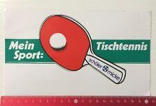 Aufkleber/Sticker: Mein Sport Tischtennis - Schöler Micke (29041632)