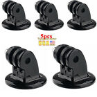 5x of Black Tripod Monopod Mount Adapter For GoPro HD HERO Camera Accessories