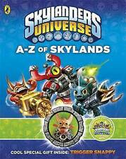 Skylanders: A to Z of Skylands (Skylanders Universe), Cavan Scott, New Book