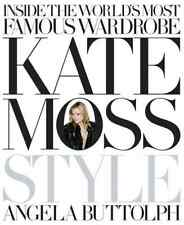 BUTTOLPH,A-KATE MOSS STYLE  BOOK NEW