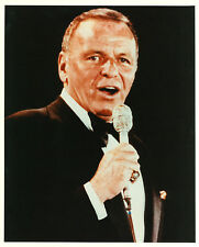 FRANK SINATRA NEW YORK, NEW YORK GLOSSY 8X10 PHOTO
