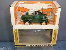 "VINTAGE BRITAINS MODEL No.9781 ""  BRITISH ARMY SCOUT CAR ""     VN MIB"