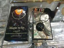 MAGIE NOIRE LANCOME pendule-gel magique 4,5 ML-ref:5893 50 RARE VINTAGE