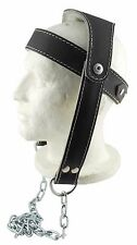 HEAD Harness collo Harness REGOLABILE DIMENSIONI GENUINE LEATHER design by SENSHI Giappone