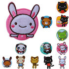 1pcs Animal Cartoon Cute Kid Iron On Patch Sew Applique Craft Embroidered TOCA
