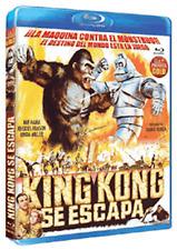 Kingu Kongu No Gyakushû - King Kong Se Escapa - Ishiro Honda (Blu ray)