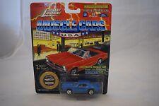 Johnny Lightning Muscle Cars USA 1969 Eliminator - Series 2 - Blue