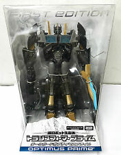 TRANSFORMERS PRIME FIRST EDITION DARK GUARD OPTIMUS PRIME VOYAGER LIMITED BLACK