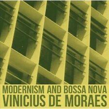Modernism and Bossa Nova by Vinícius de Moraes (CD, Feb-2014, Él)