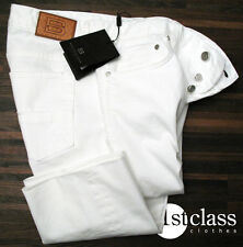 BOSS SELECTION Jeans MADISON in 33/34  weiß SOFT DENIM